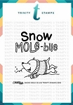 Snow Mole-bile Stamp Set
