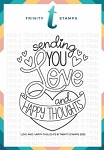 Love & Happy Thoughts Stamp Set