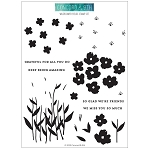 Wildflower Fields Stamp Set