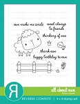 All About Ewe Stamp Set