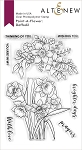 Paint-A-Flower: Daffodil Stamp Set