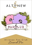Fan Club Enamel Pin