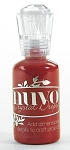 Nuvo Crystal Drops Autumn Red