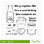 Better Together Stamp Set