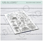 Bloom and Grow Stamp Set