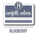 Blueberry Dye Ink Pad