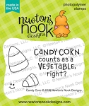 Candy Corn Stamp Set