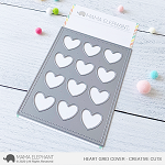 Heart Grid Cover Creative Cuts