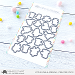 Little Koala Agenda Creative Cuts