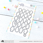 Little Mummy Agenda Creative Cuts