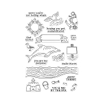 You & Me By The Sea Stamp Set
