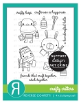 Crafty Critters Stamp Set
