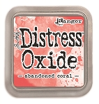 Distress Oxide Ink Pad Abandoned Coral