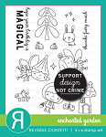 Enchanted Garden Stamp Set