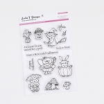 All Hallow's Cuteness Stamp Set