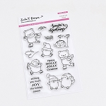Fun in the Snow Stamp Set