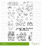 Fall Fox Stamp Set