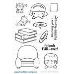Fur-ever Friends Stamp Set