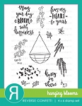 Hanging Blooms Stamp Set
