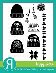 Happy Winter Stamp Set