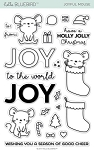 Joyful Mouse Stamp Set