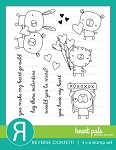 Heart Pals Stamp Set