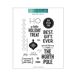 Holiday Cheer Tags Stamp Set