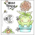 Sweet Bee Stamp Set
