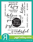 Joyful Holiday Wishes Stamp Set