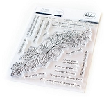 Leafy Decor Stamp Set