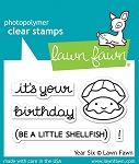 Year Six Stamp Set