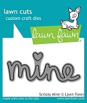 Scripty Mine Lawn Cuts