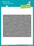 Stitched Cloud Backdrop: Landscape Lawn Cuts