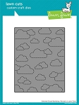 Stitched Cloud Backdrop: Portrait Lawn Cuts