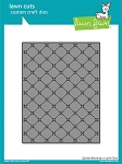 Quilted Backdrop Lawn Cuts
