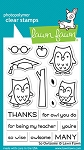 So Owlsome Stamp Set