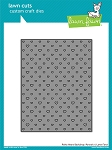 Polka Heart Backdrop: Portrait Die