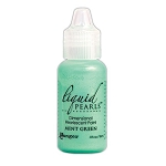 Liquid Pearls Mint Green