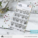 Little Reindeer Agenda Stamp Set