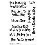 You Give Me Butterflies Stamp Set