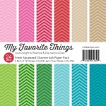 Fresh Squeezed Chevron 6x6 Paper Pack