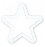Shaker Pouches - Star