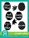Pineapples Aplenty Stamp Set