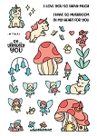 Pixie Pals Stamp Set