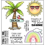 Sunshine & Rainbows Stamp Set