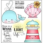 Seashell Wishes Stamp Set