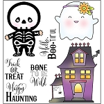 Bone To Be Wild Stamp Set