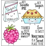 Sweetie Pie Stamp Set