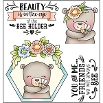 Bee Holder Stamp Set