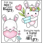 Funny Bunny Stamp Set